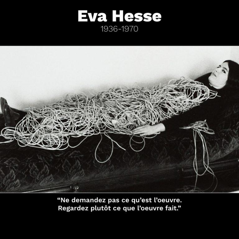 Eva Hesse citation