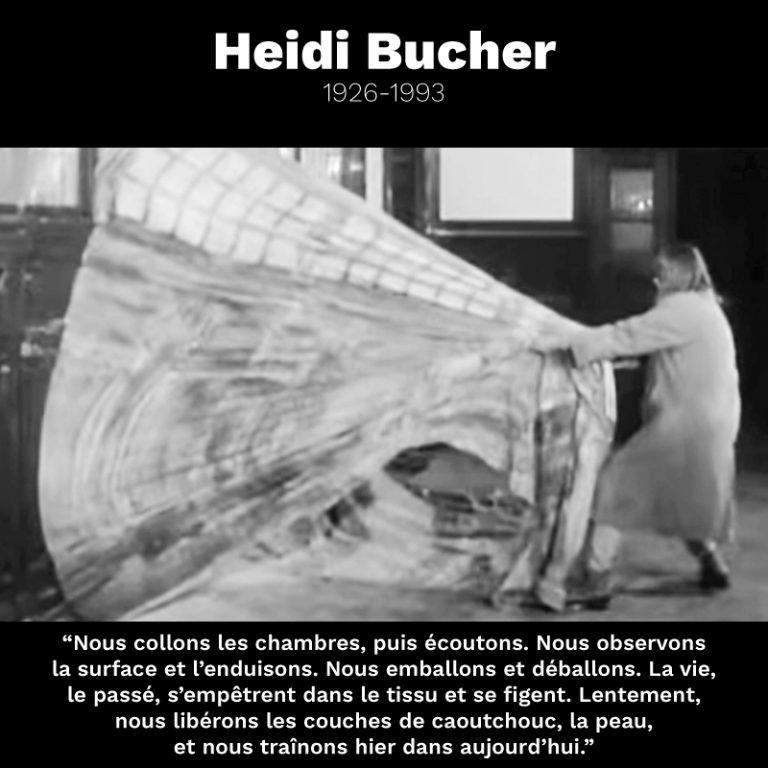 Heidi Bucher citation