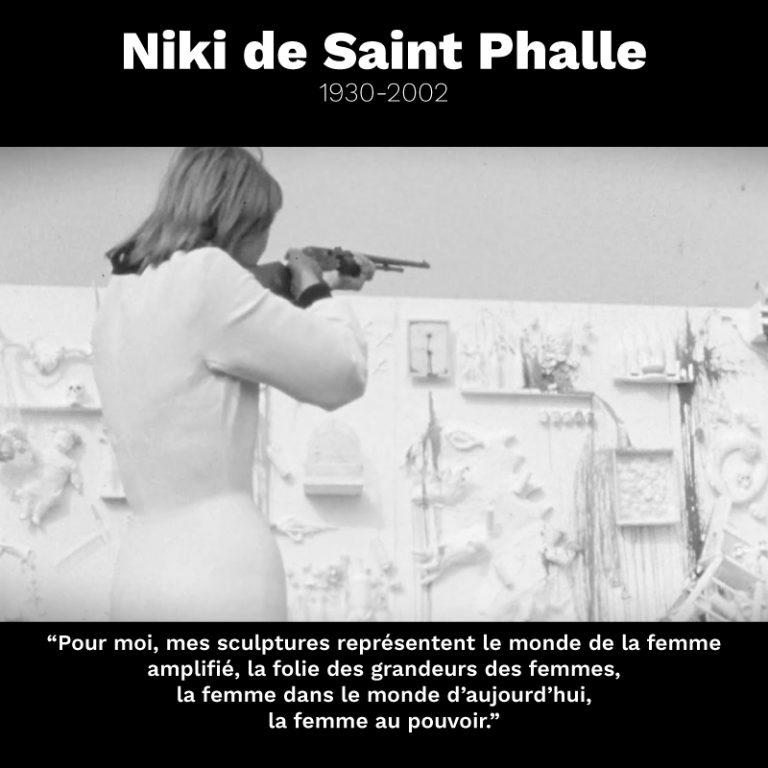 Niki de Saint Phalle citation