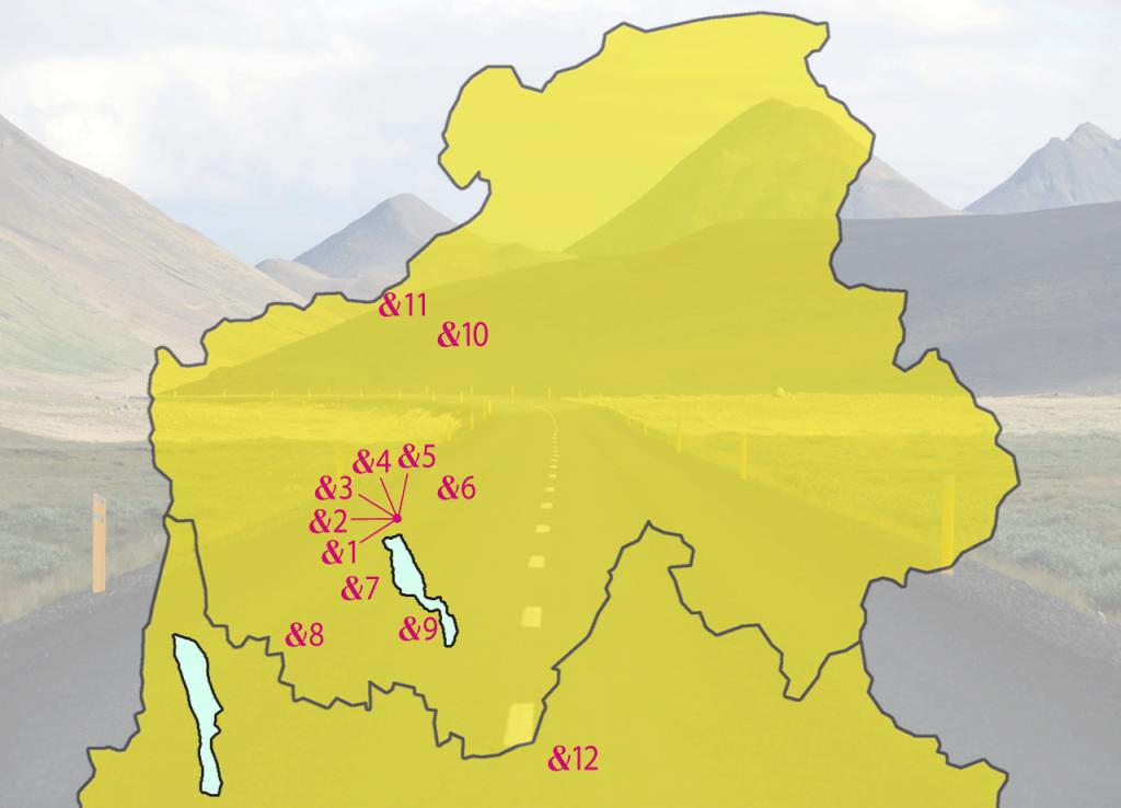 L'esperluette en Haute-Savoie