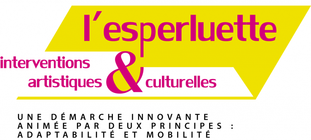 Logo L'esperluette