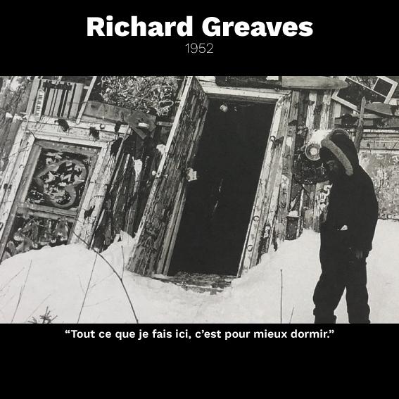 Richard Greaves citation