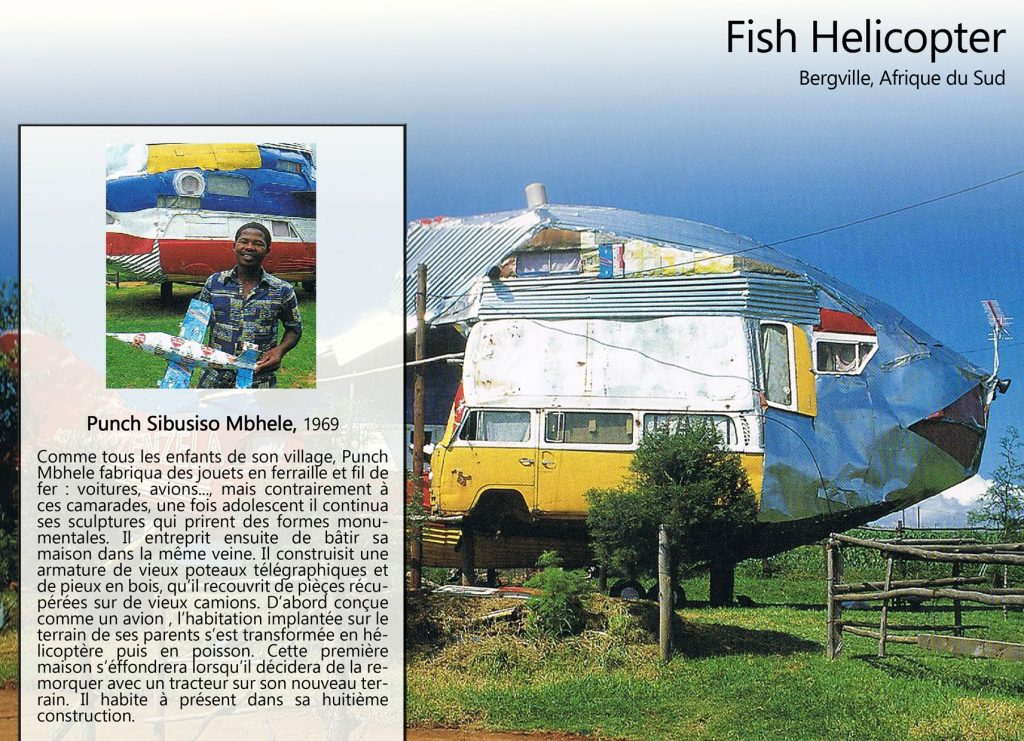 Fish Helicopter