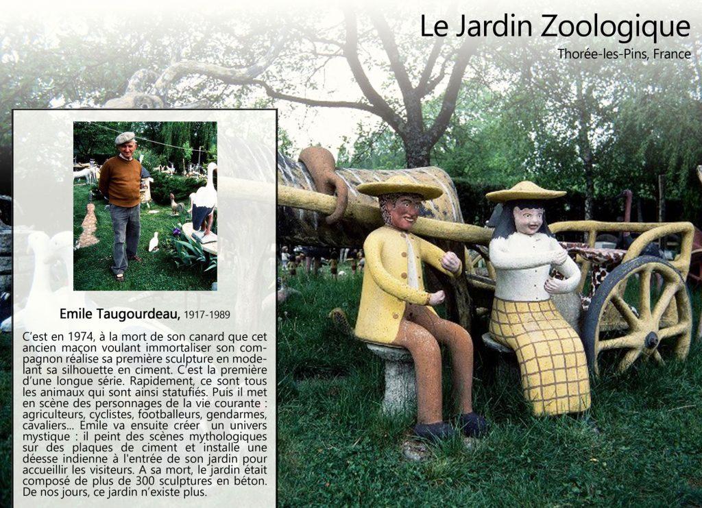 Le Jardin Zoologique